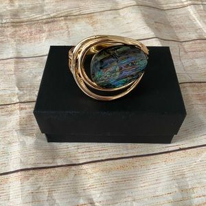 Robert Lee Morris Soho Midnight Hour Bracelet